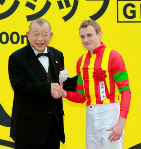 【競馬】ムーア「日本のG1とかどうでもいい」