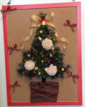 27 10 クリスマスボード 縮小