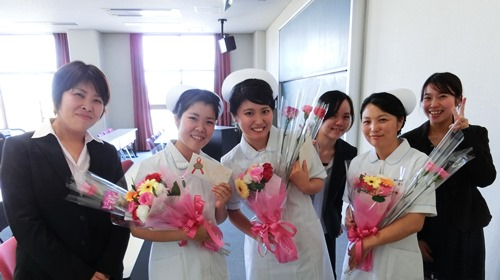 病院協会 戴帽式