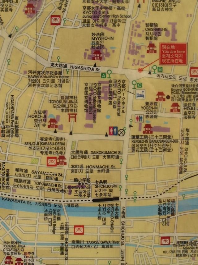 観光案内MAP