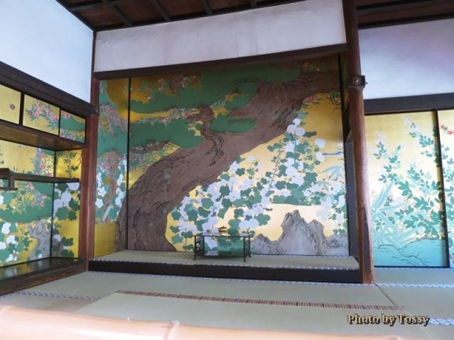 智積院講堂レプリカ障壁画