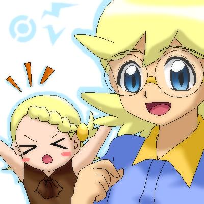 シトロン&ユリーカ