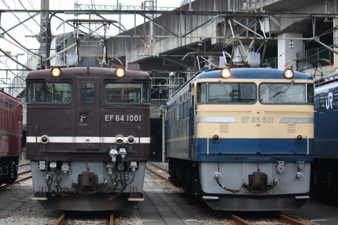 EF64-1001  EF65-501
