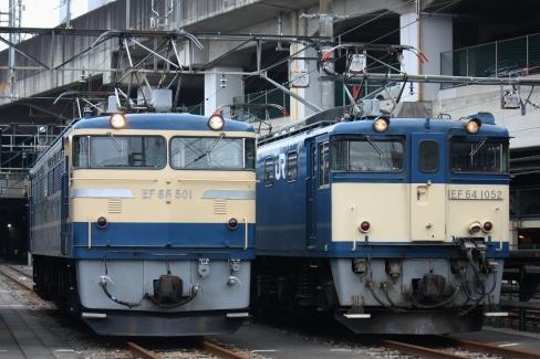 EF65-501  EF64-1052