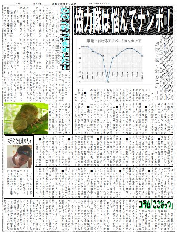 月刊やまじタイムズ第10号2面