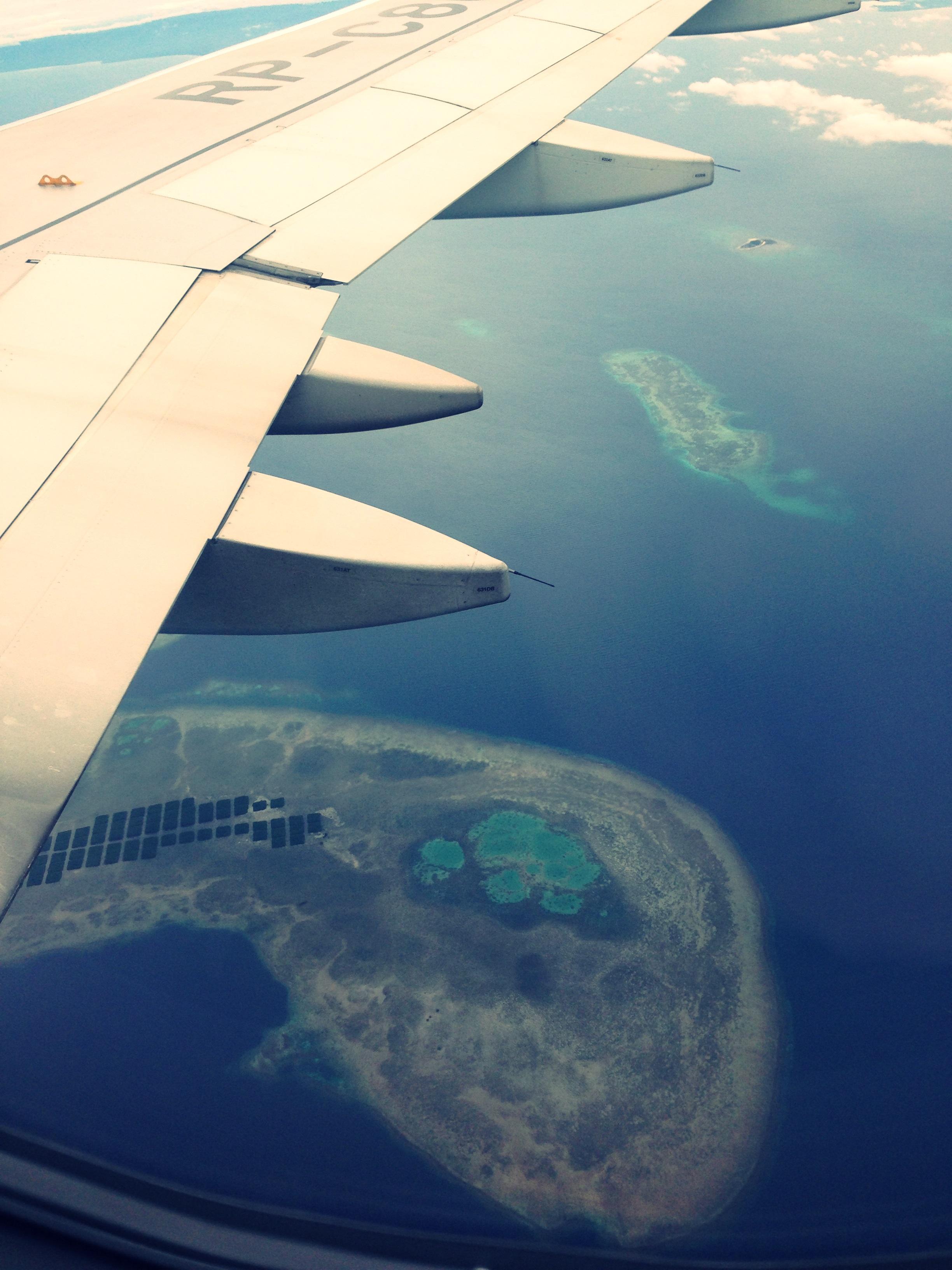 ボホールの海
