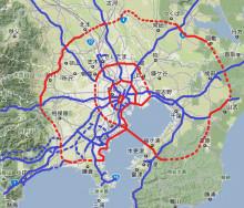 岐路に立つ日本を考える-東京高速道路網