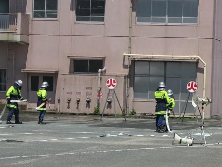 消防市大会 (10)