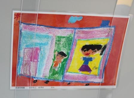 西浦保育園の子どもたちの絵 (5)