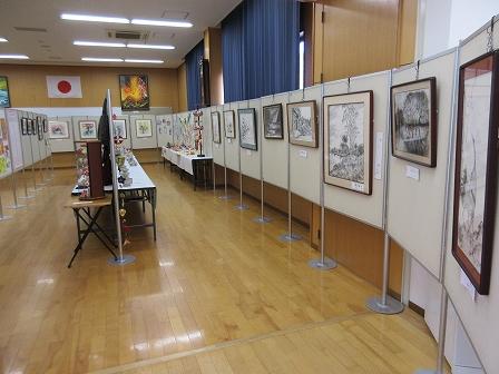校区文化祭 展示の部 (6)