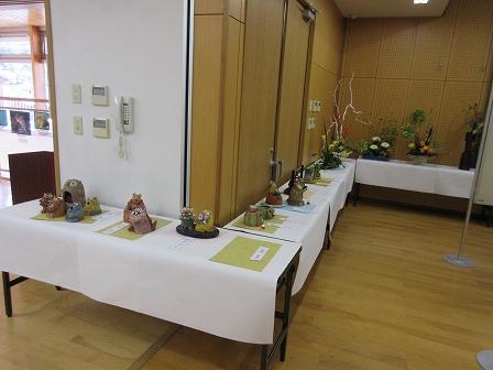 校区文化祭 展示の部 (8)