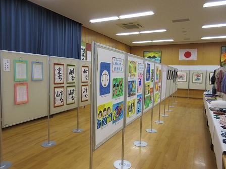 校区文化祭 展示の部 (9)