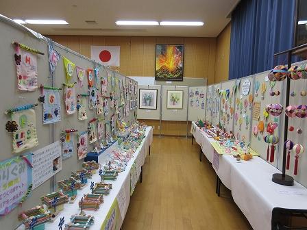 校区文化祭 展示の部 (17)