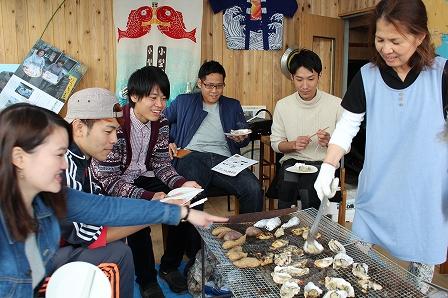 北崎シェアハウス九大ツアー (22)