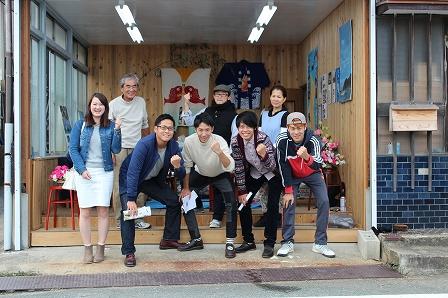 北崎シェアハウス九大ツアー (25)