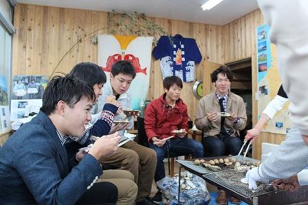 北崎シェアハウス九大ツアー (26)