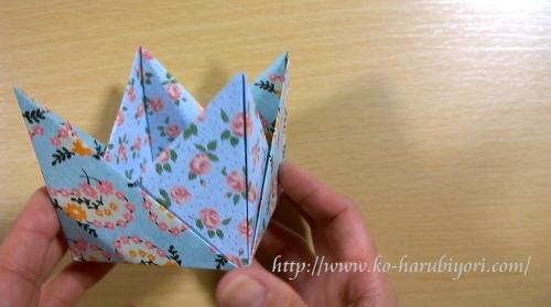 201509フェリシモ折り紙プログラム