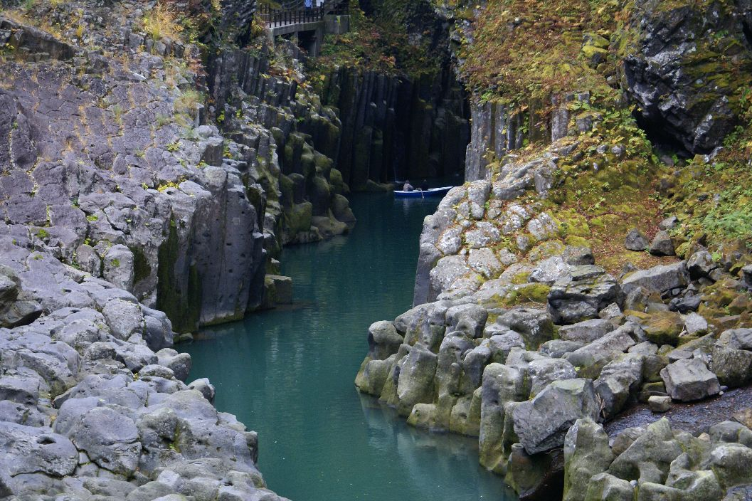 高千穂峡 2