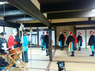 3DSC_1178飯舘田植え踊り