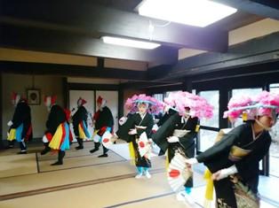 DSC_1186飯舘田植え踊り45