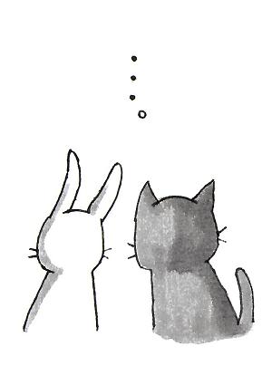 ネコウサギ初めて2
