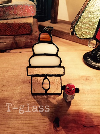 T-glassステンド鏡餅