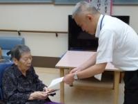 平成27年度100歳訪問 (2)