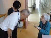 平成27年度100歳訪問 (4)