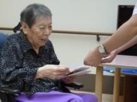 平成27年度100歳訪問 (3)