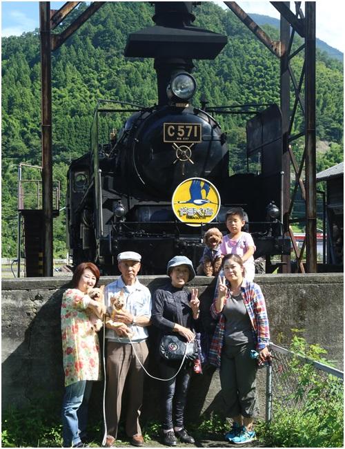 SLと家族
