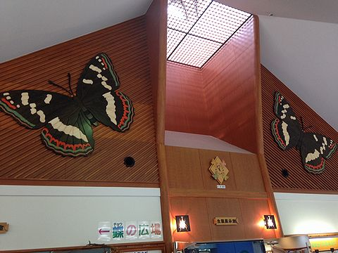 昆虫生態館