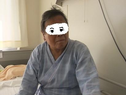 手術怖いです・・・