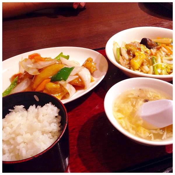 中国料理青冥阪急三番街店