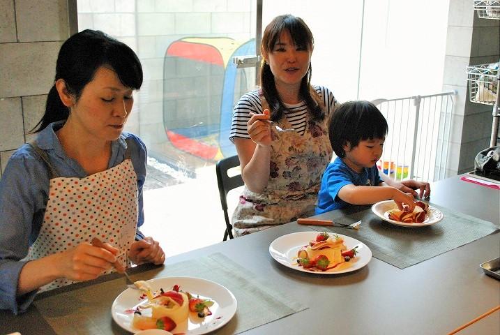 ジュポン洋菓子店『くるみとシナモンのパウンドケーキ』Lesson
