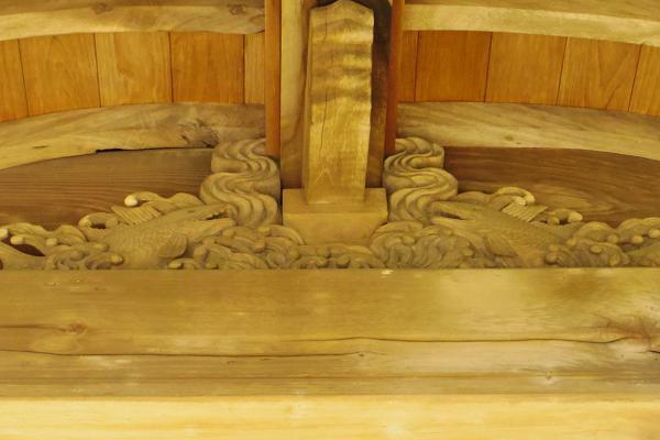 鮭神社12