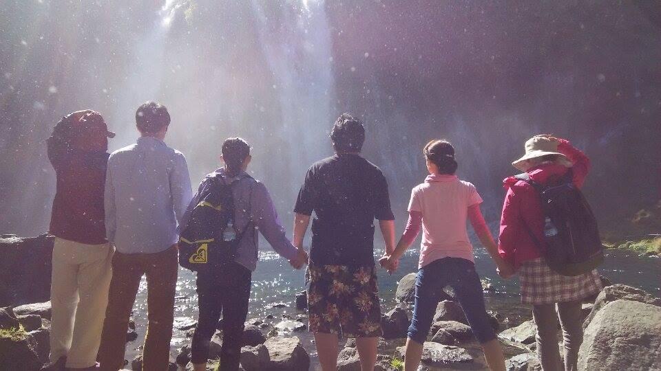 バーニーの滝インフィニティ