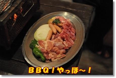 BBQ材料