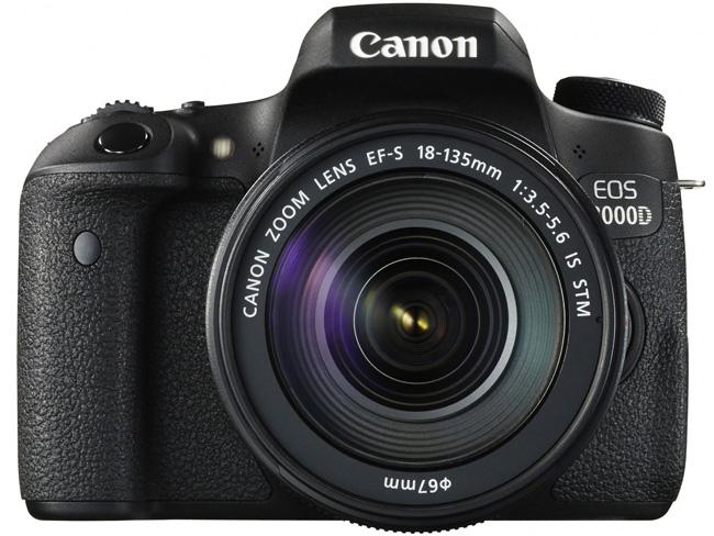 K0000741193-EOS 8000D EF-S18-135 IS STM レンズキット の製品画像-1