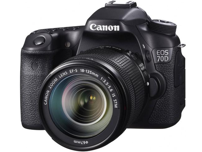 K0000534203-EOS 70D EF-S18-135 IS STM レンズキット の製品画像-1