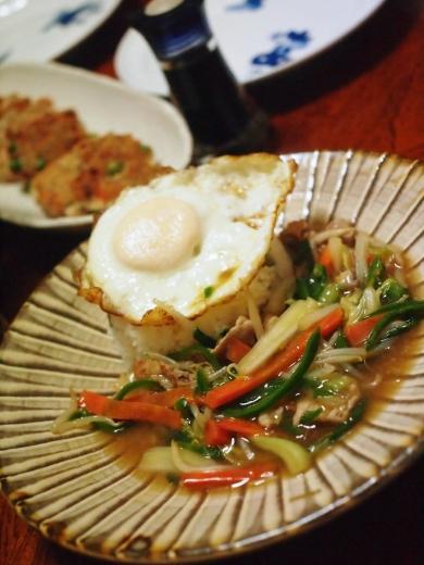 不味い米アレンジ料理(ゑゑゑ)