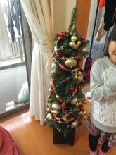 クリスマスツリー最速設営、片付け
