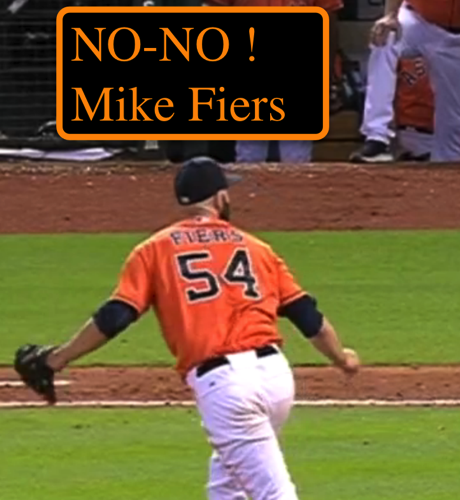 Mike Fiers Images: 【アストロズ2015】マイク・ファイヤーズがノーヒット・ノーランを達成!