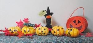 Halloween Pumpkins 2015