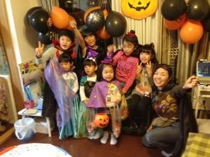 Halloween Kids 2015