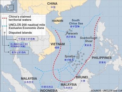南支那海 中国境界線と排他的経済水域_convert_20151201131033