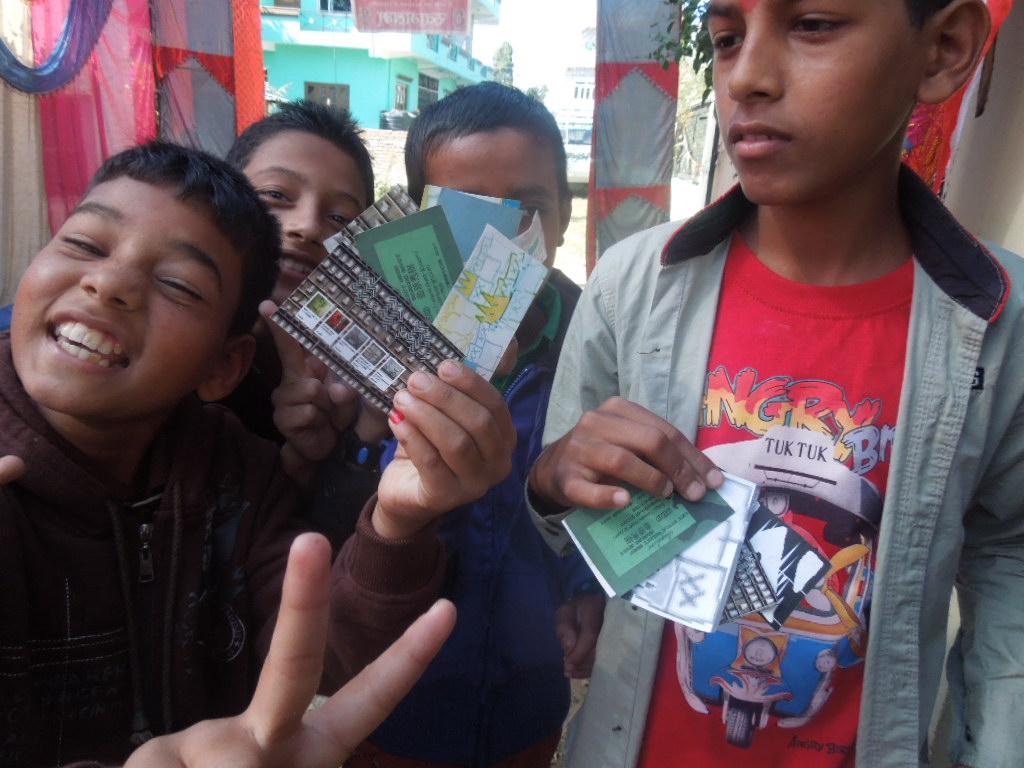 ネパール雑貨と買付時の話