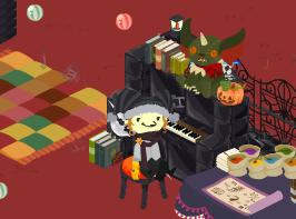 ピアノもあるよ