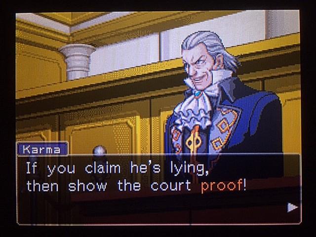 逆転裁判 北米版 管理人証言、何故行方を晦ましたのか17