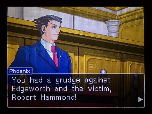 逆転裁判 北米版 管理人証言、何故行方を晦ましたのか24