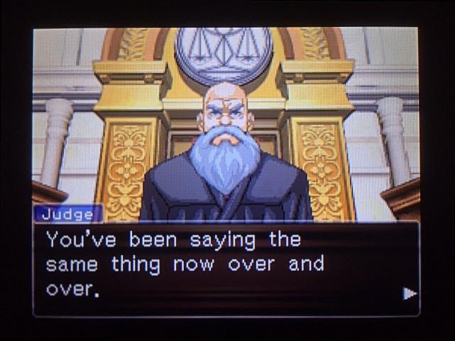 逆転裁判 北米版 管理人の本当の名前3